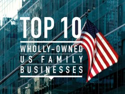 Top 10 US family businesses
