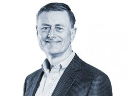 Bart Becht, outgoing chairman of JAB Holding Company