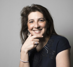 Marie Amelie Jacquet, managing director of Andromede
