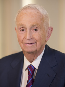 "JW ""Bill"" Marriott Jr is the executive chairman and chairman of Marriott International"