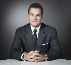 Jonathan Harmsworth, 4th Viscount Rothermere, a principal of the Daily Mail and General Trust.